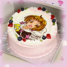 似顔絵ケーキ キャラクターケーキ・似顔絵・写真ケーキの通販専門店